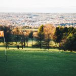 The view around Walmersley Golf Club